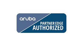 Aruba - Partner Edge Authorized