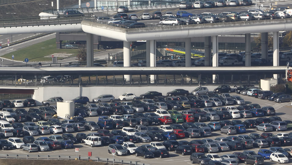 SEA - Aeroporti di Milano: Pymas, the parking yield management tool
